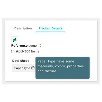 Product Feature Description