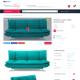 Шаблон PrestaShop Дизайн интерьера
